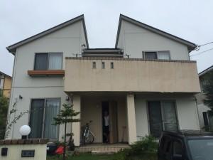 利府町T様宅屋根外壁塗装工事